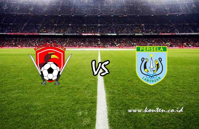 Link Live Streaming Kalteng Putra vs Persela Lamongan di HP
