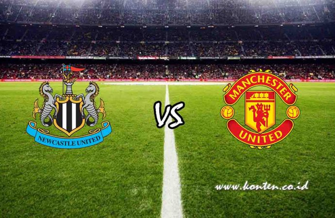 Link Live Streaming Newcastle vs Manchester United di HP