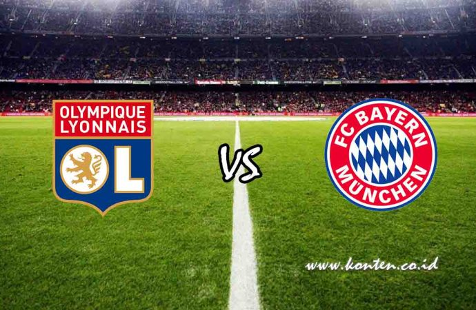 Link Live Streaming Olympiacos Piraeus vs Bayern Munchen di HP