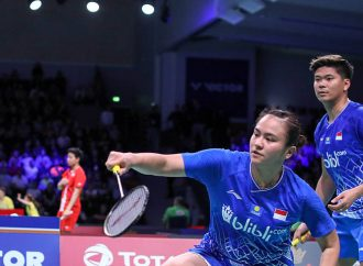 Video Pertandingan Denmark open 2019, Praveen/Melati Vs Wang/Huang