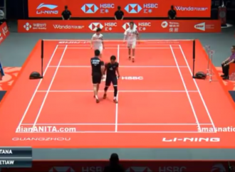 Final BWF World Tour Finals 2019 Hendra/Ahsan vs Endo/Watanabe. The Daddies Juara